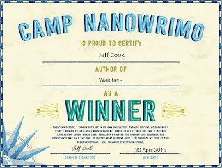 http://campnanowrimo.org/campers/jeffcook